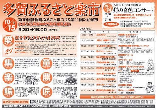 多賀ふるさと楽市2006