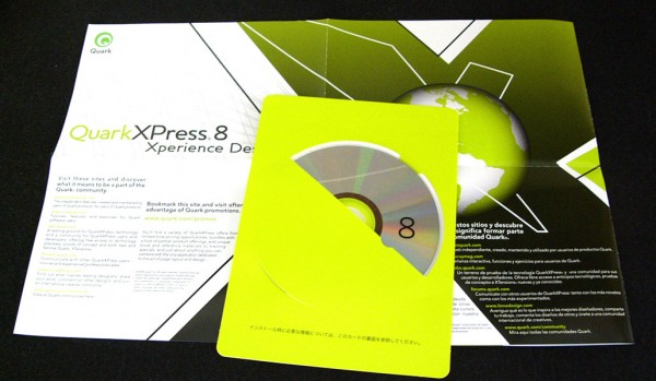 QuarkXPress 8 Package-2