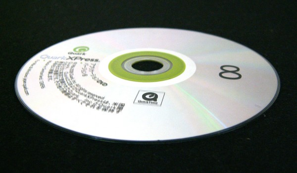 QuarkXPress 8 DVD